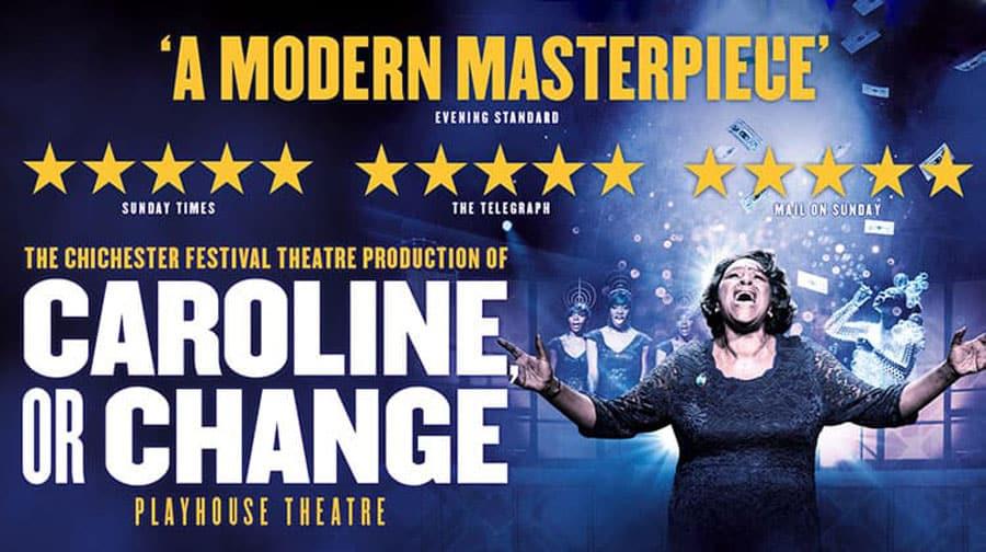 Caroline Or Change Playhouse Theatre