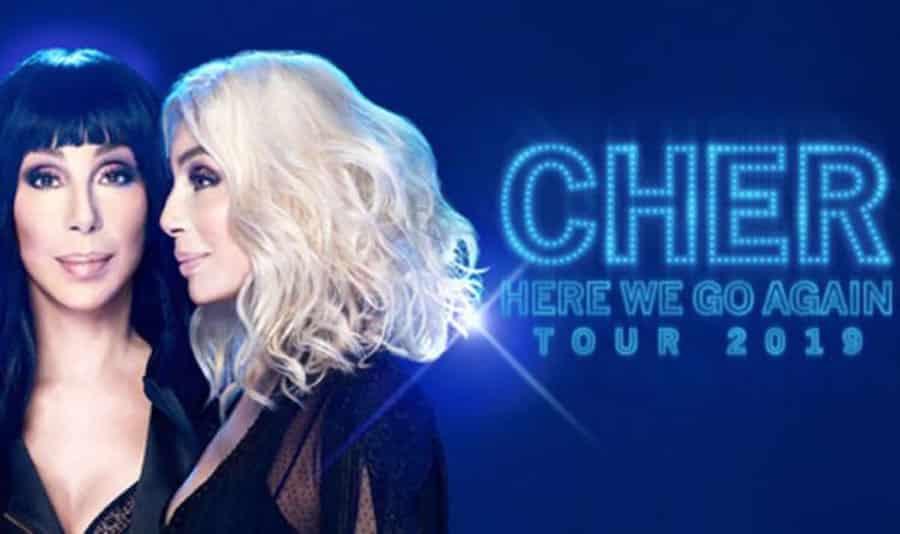 Cher UK Tour