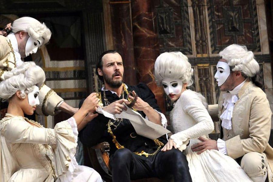 Doctor Faustus Shakespeare's Globe