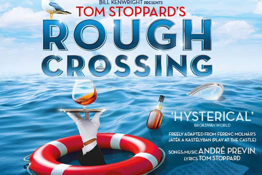 Tom Stoppard Rough Crossing UK Tour