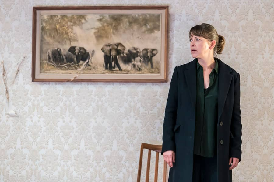 The Cane review Royal Court Theatre