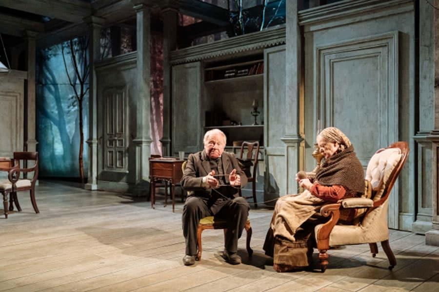 Uncle Vanya review Hampstead Theatre