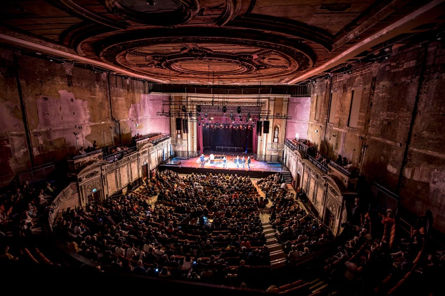 Theatres at Risk Register