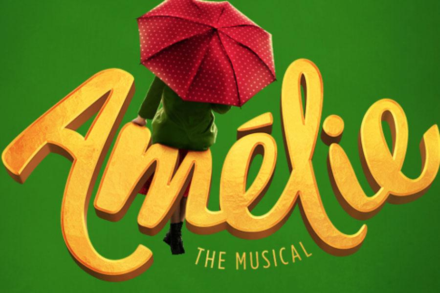 Amelie musical tour