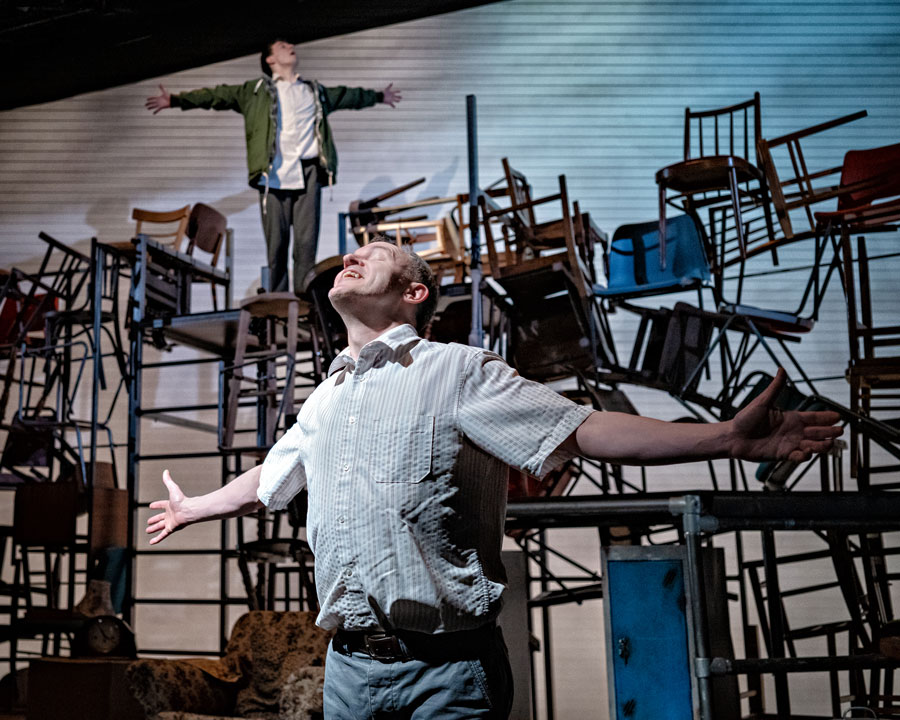 Kes review Leeds Playhouse