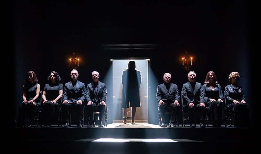 Pinter Six review Harold Pinter Theatre