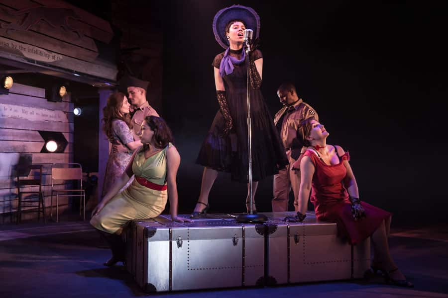 Violet the musical review