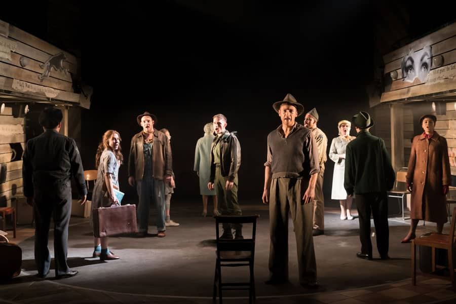 Violet review Charing Cross Theatre