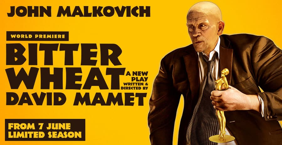 Bitter Wheat Garrick Theatre