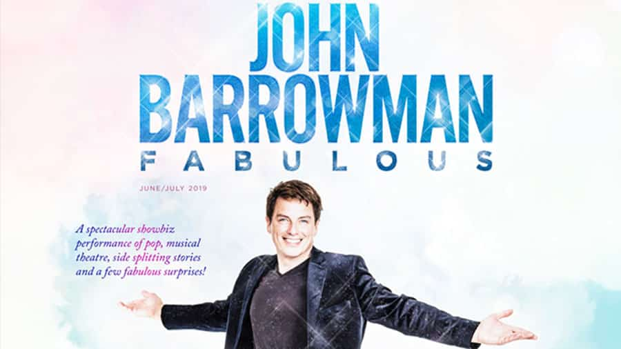 John Barrowman UK Tour
