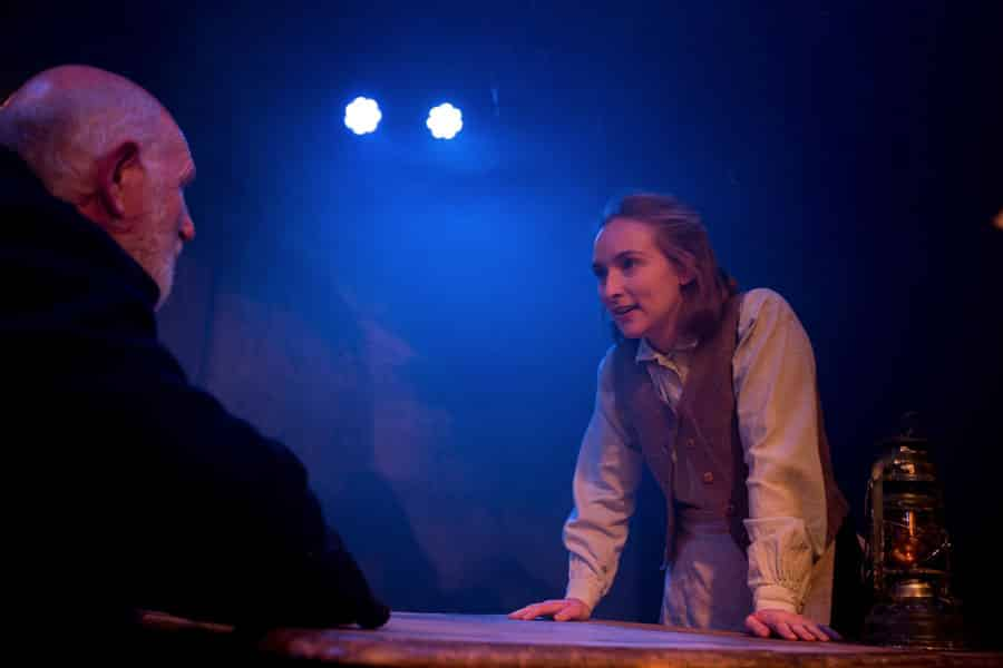 Outlying Islands review Kings Head Theatre