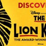 The Lion King UK Tour