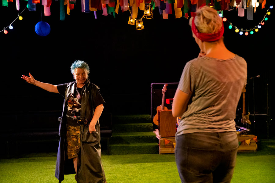 Twelfth Night review Southwark Playhouse