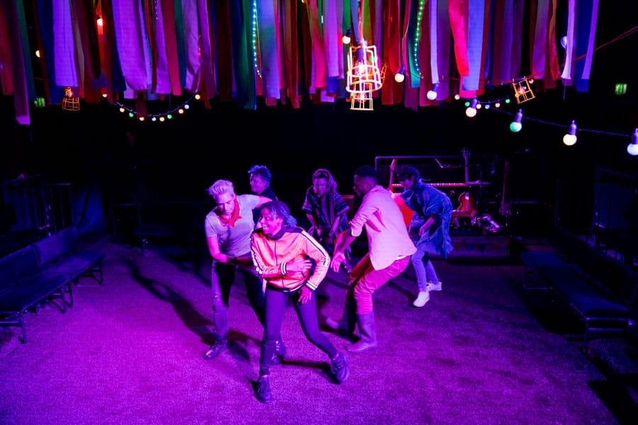Twelfth Night Southwark Playhouse
