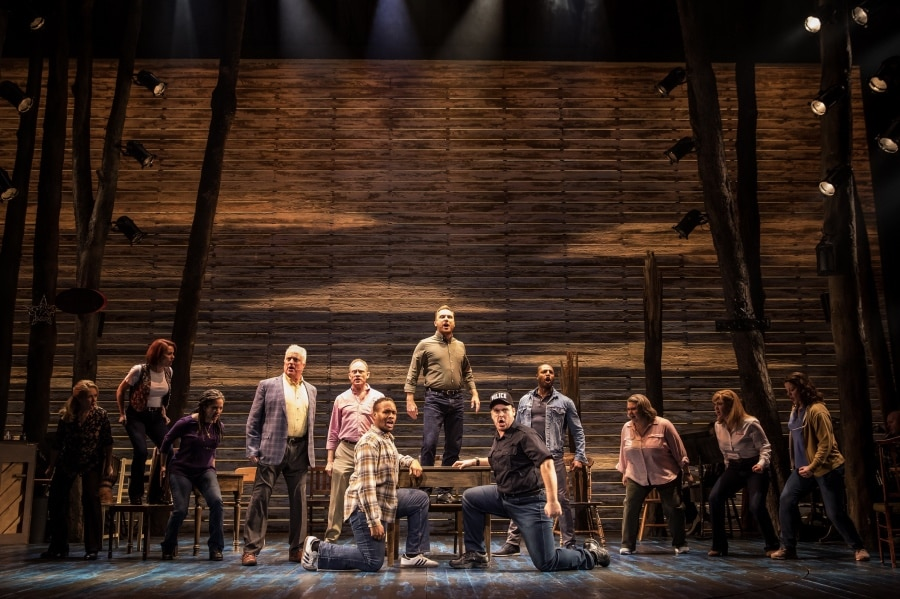Come From Away review Phoenix Theatre