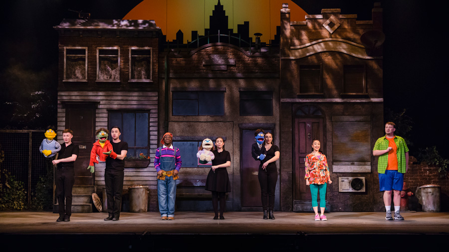 Avenue Q 2019 UK Tour