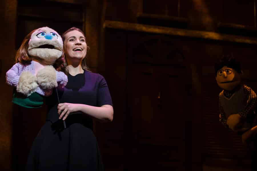 Avenue Q Tour tickets