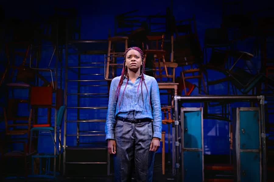 Random 7.37 review Leeds Playhouse
