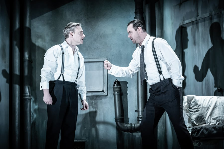 Pinter Seven review