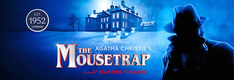 Mousetrap-tickets-book-now