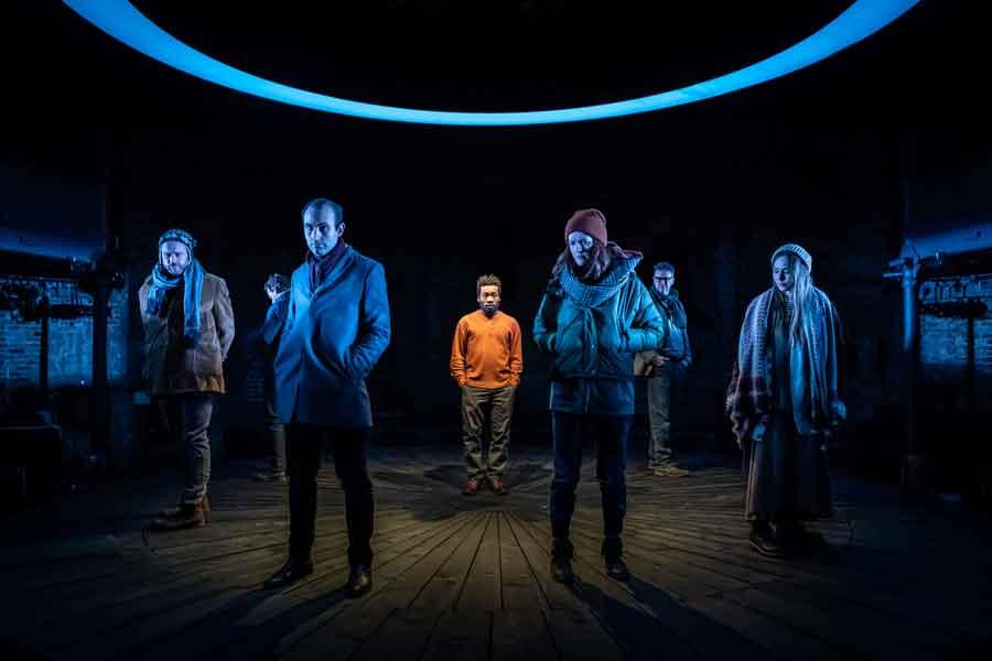 Shipwreck review Almeida Theatre