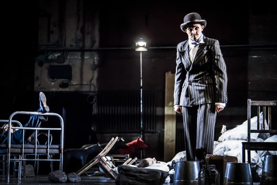 The Good Person of Szechwan review Barbican Centre