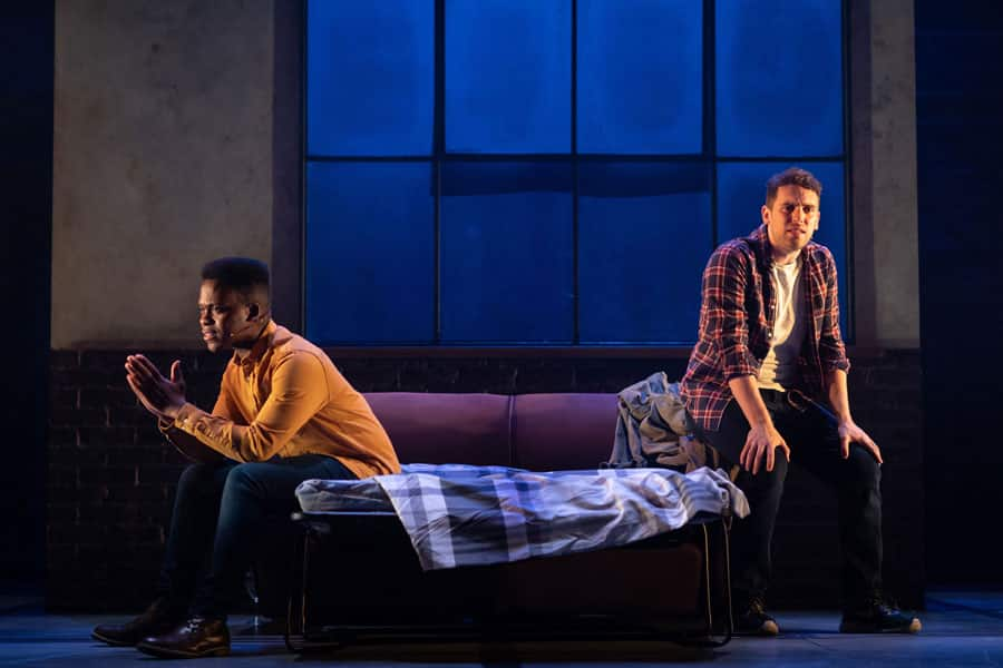 Leave To Remain review Lyric Hammersmith