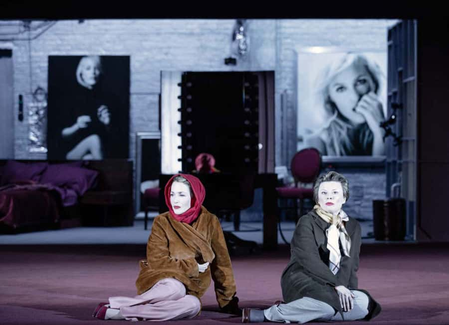 All About Eve review Noel Coward Theatre