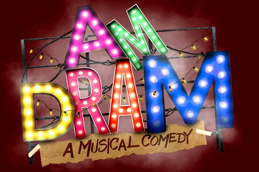 UPCOMING: Am Dram A Musical Comedy at The Other Palace