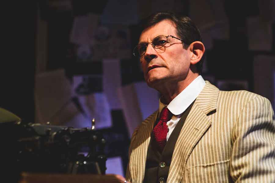 As A Man Grows Stronger review Jack Studio Theatre