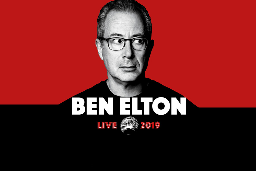Ben Elton UK Tour Tickets