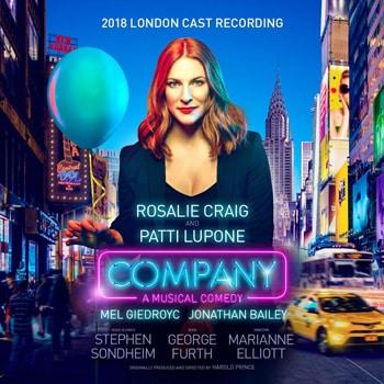 Company 2018 London Cast album review