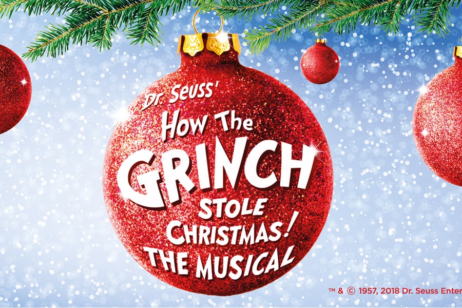 How The Grinch Stole Christmas Uk Tour