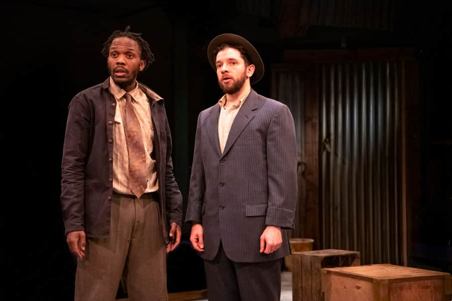 Blood Knot review Orange Tree Theatre