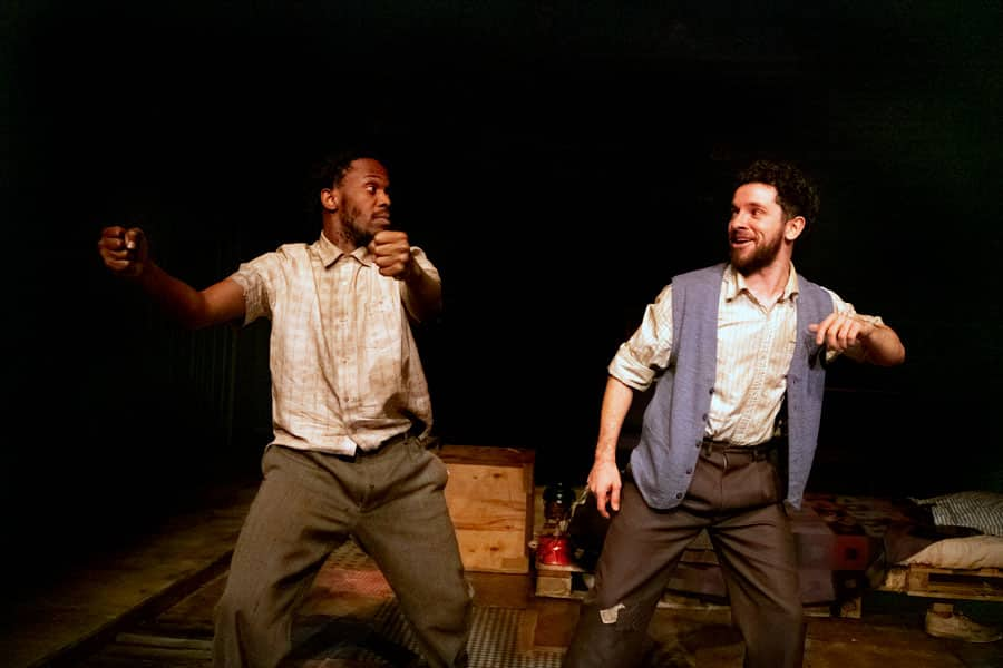 Athol Fugard's Blood Knot Orange Tree Theatre