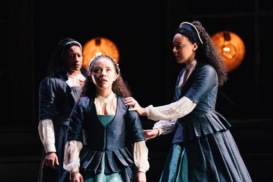 Emilia Review Vaudeville Theatre