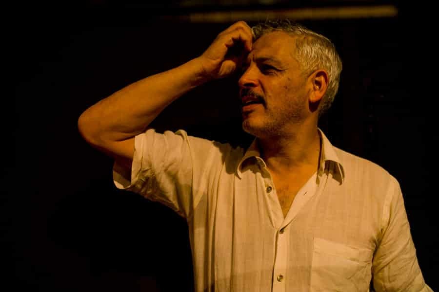 A Lesson From Aloes Finborough Theatre