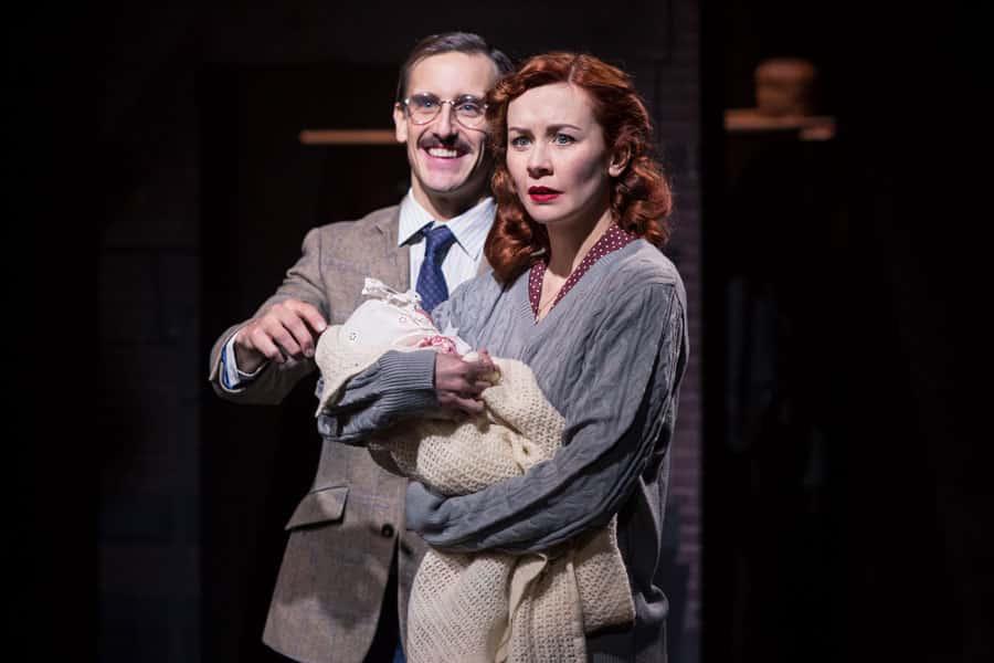 The Rubenstein Kiss review Southwark Playhouse