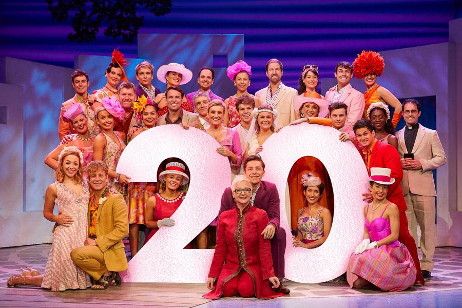Mamma Mia! 20th London