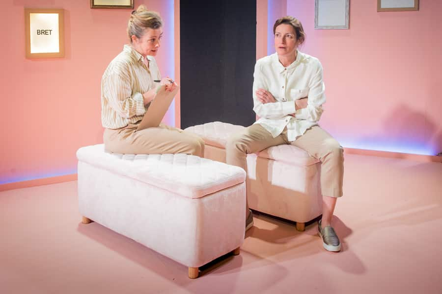 Mary's Babies review Jermyn Street Theatre
