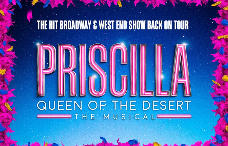 Priscilla musical UK Tour 2021