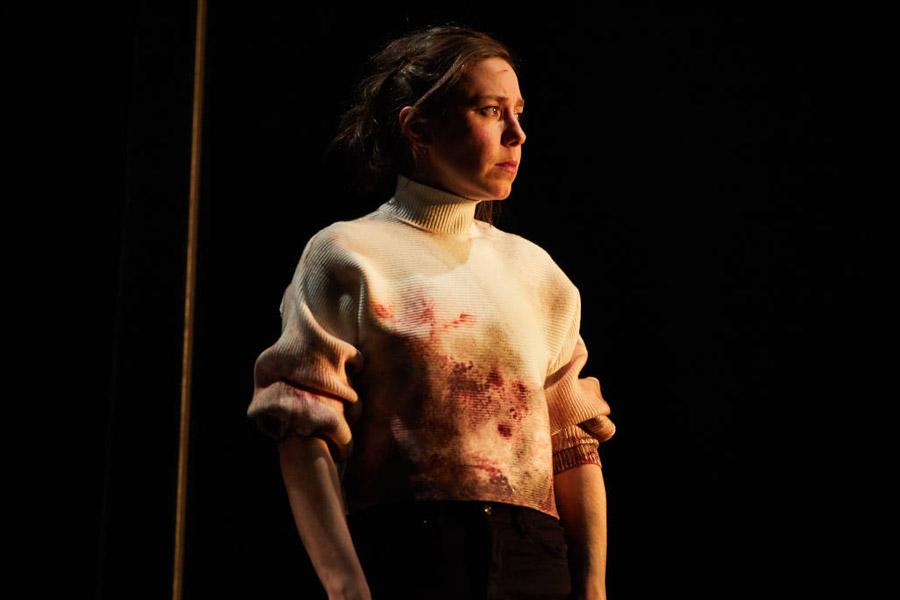 Hamlet review Leeds Playhouse