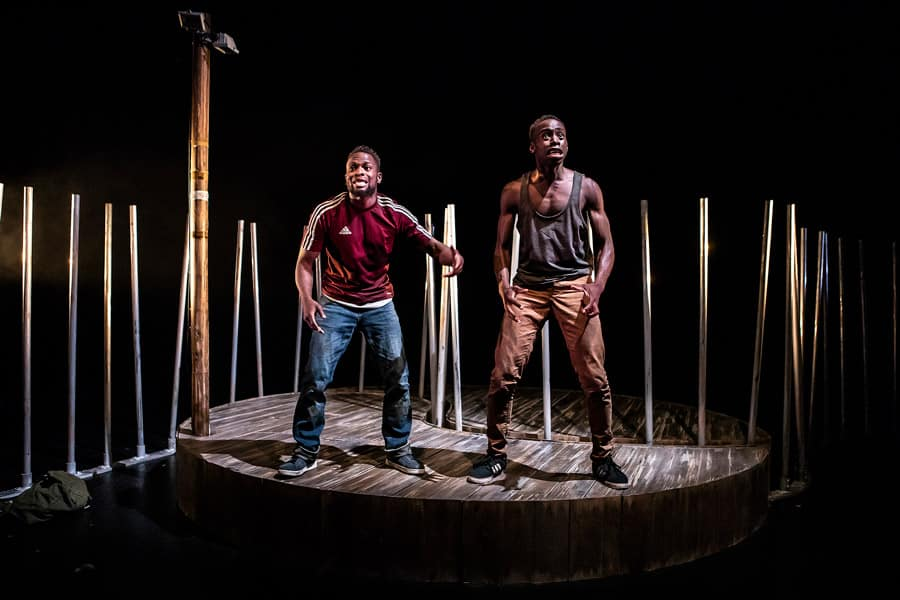 The Fisherman tickets Trafalgar Studios