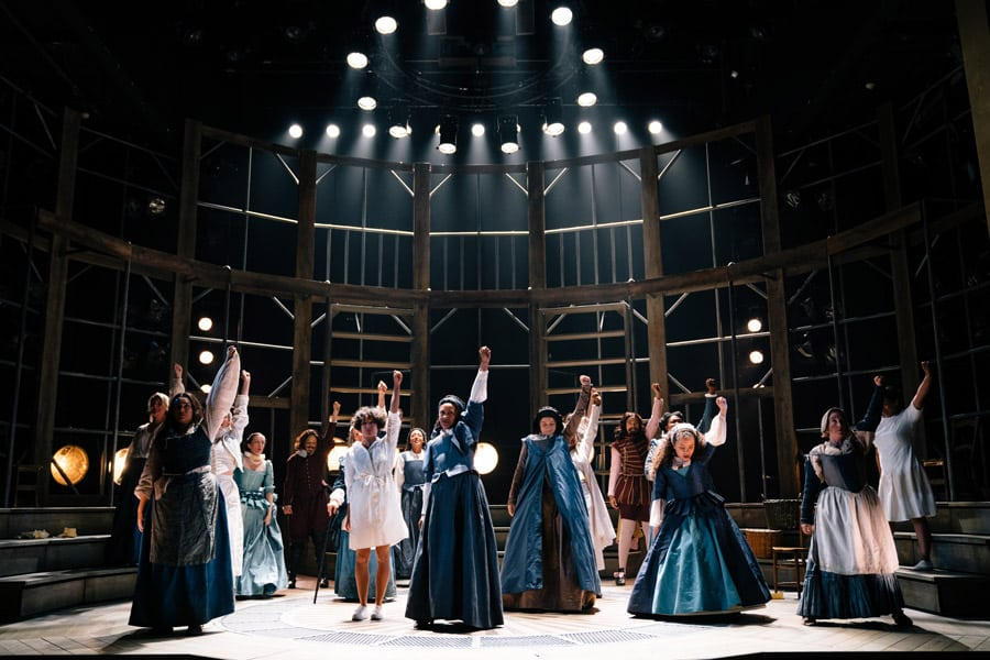 Emilia tickets Vaudeville Theatre London
