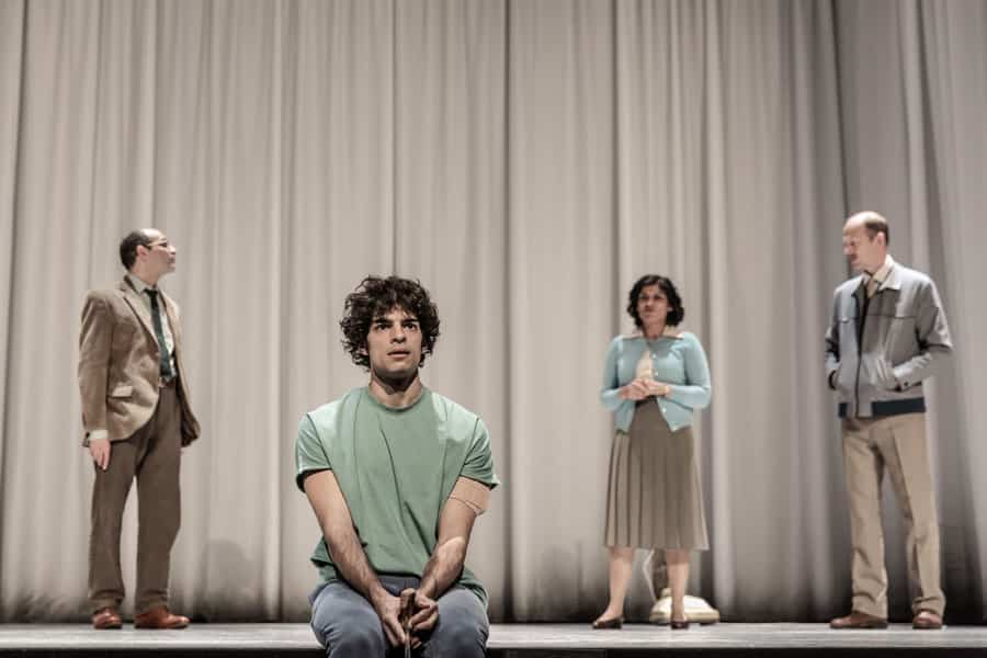 Equus review Theatre Rotal Stratford East