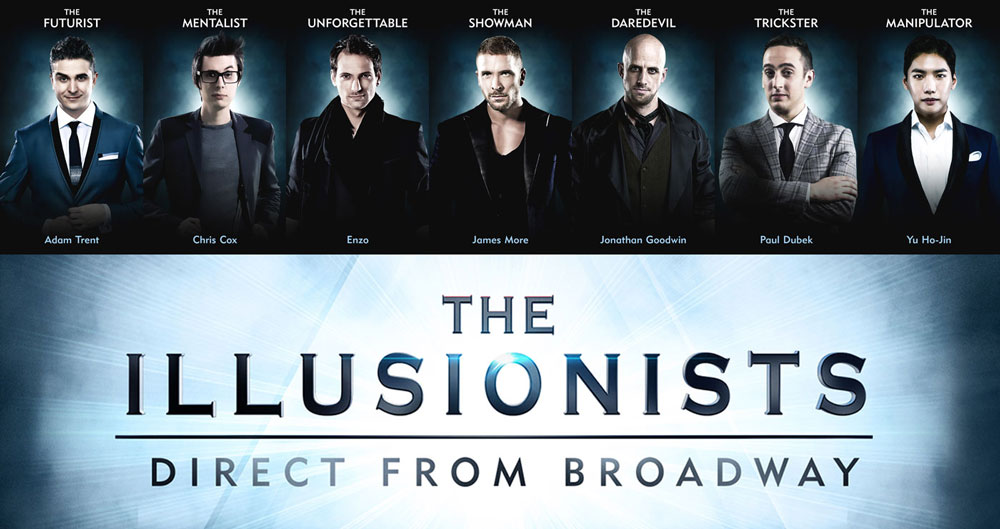 The Illusionists Tickets Shaftesbury Theatre