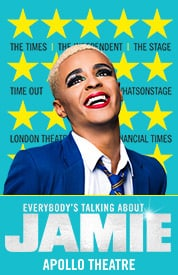Everybody's talking About Jamie tickets Apollo Theatre