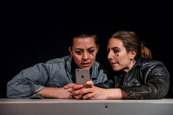 Saga review Etcetera Theatre
