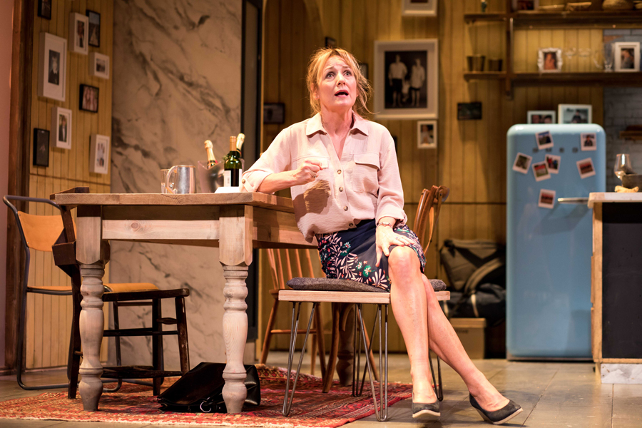 Original Theatre Company Caroline's Kitchen review