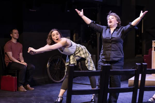 Amour Charing Cross Theatre